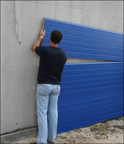 Pannelli metallici isolanti coibentati in acciaio zincato for Pannelli coibentati per pareti prezzi