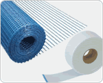 Reti fibra di vetro