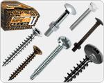 Viteria per legno e bulloneria per metallo