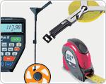 Metri flessometri cordelle metriche e misuratori stradali