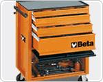 Carrelli e cassettiere portautensili BETA