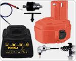 Mandrini e accessori per utensili elettrici