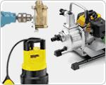 Pompe elettriche e pompe immersione