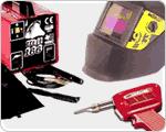 Saldatrici elettrodi e accessori per la saldatura