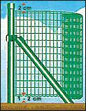 Come montare la recinzione pali e saette utilizzabili per for Recinzioni bekaert