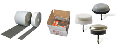 feltrini adesivi feltro in rotolo antiscivolo e scivoli