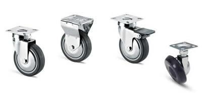 Le ruote per mobili per rendere pi facile la vita - Ruote a scomparsa per mobili ...