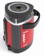 laser rotante