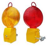 Lampeggiante LED da cantiere