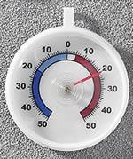 Termometro congelatore