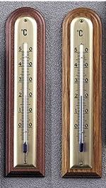 Termometro legno per interni