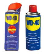 WD 40 lubrificante spray