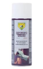 Rimuovi colla etichette spray