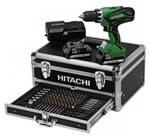 Promo Hitachi DV18DJL Alucase