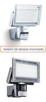 a LED