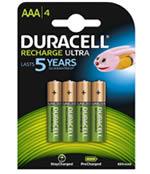 4 batterie