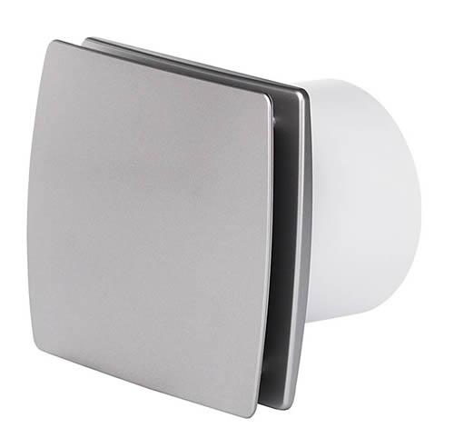 Ferramentaonline shop aspiratore elettrico silver design - Ventola per bagno cieco ...
