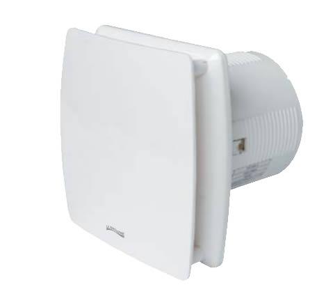 aspiratore elettrico da incasso per bagno