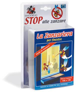 Ferramentaonline shop zanzariera con velcro per finestre for Finestre shop