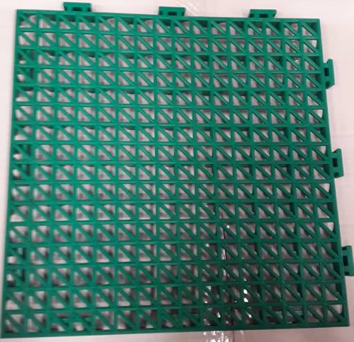 Mattonelle Plastica Da Esterno.Ferramentaonline Shop Quadrotti Plastica Pvc Per Esterno 33x33
