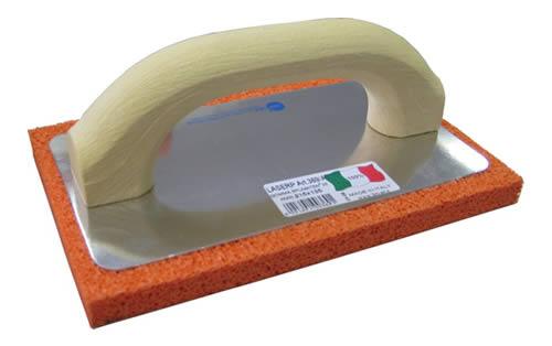 Ferramentaonline shop frattazzo per intonaco spugna arancione - Chiocciola per intonaco ...
