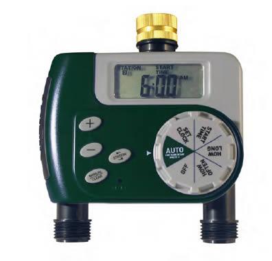 Ferramentaonline shop programmatore di irrigazione orbit for Programmatore di irrigazione