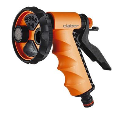 Ferramentaonline shop pistola irrigazione 4 funzioni ergo for Claber giardinaggio