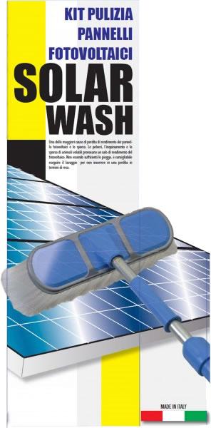 FerramentaOnline SHOP: kit pulizia pannelli fotovoltaici SOLAR WASH
