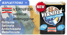 Vernifer vernice antiruggine