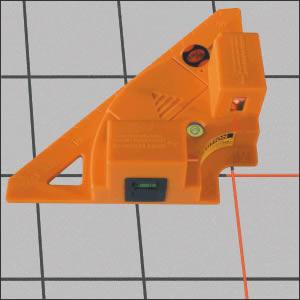 Ferramentaonline shop livello laser square liner per piastrellisti - Laser per piastrellisti ...