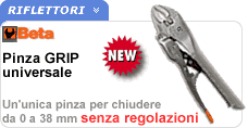 Pinza grip universale 1057 Beta