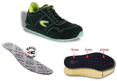 all'ingrosso online prezzo imbattibile design professionale Scarpe antinfortunistiche Cofra: scarpe running Owens, Coppi ...