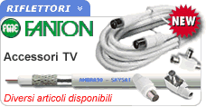 Spinotteria e accessori TV