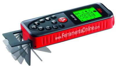 metro laser leica  Distanziometro laser Leica DISTO D3, portatile e completo di ...