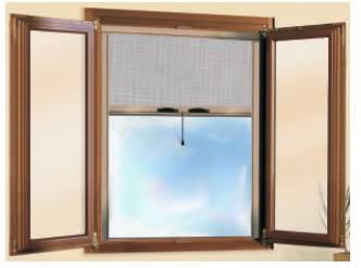 Ferramentaonline shop kit zanzariera a rullo per finestre for Finestre shop
