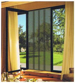 Ferramentaonline shop tende zanzariera a pannelli 1 2x2 - Pannelli oscuranti per finestre ...