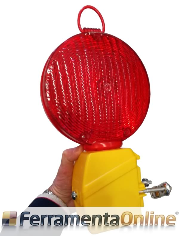 LAMPADA STRADALE STANDARD LAMPEGGIANTI LAMPEGGIATORI CANTIERE