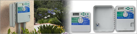 Programmatore elettronico per irrigazione interrata XC601 Hunter