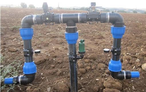 Ferramentaonline shop manicotto giunzione polipropilene a - Impianto d irrigazione interrato ...