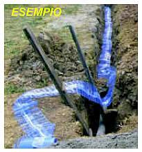 Ferramentaonline shop rete segnalazione tubi e cavi interrati gas - Tubo gas interrato ...