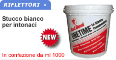 Stucco americano Onetime Red Devil