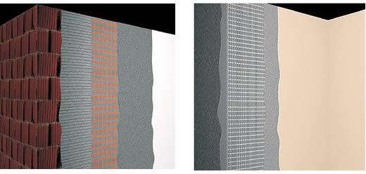 Ferramentaonline shop reti certificate in fibra di vetro - Rete porta intonaco ...