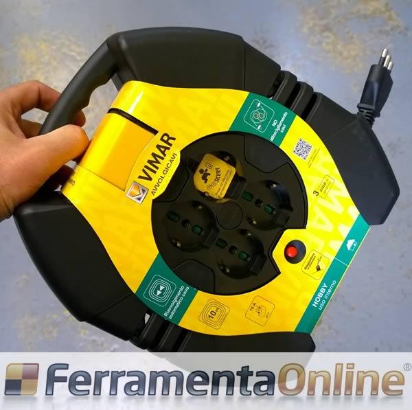 Ferramentaonline shop avvolgicavo elettrico automatico vimar - Interruttori elettrici vimar ...